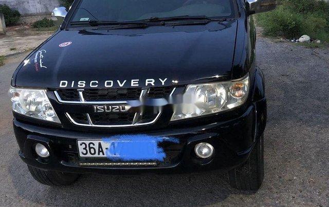 Bán xe Isuzu Hi lander đời 2006, màu đen ít sử dụng, 179 triệu0