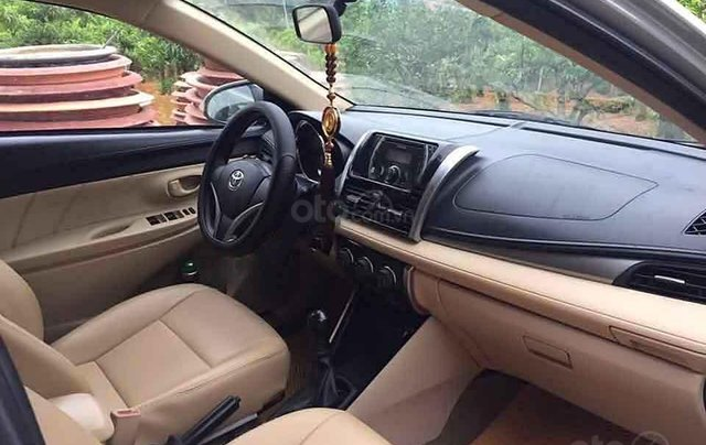 Bán Toyota Vios E 2015 còn mới, giá tốt2