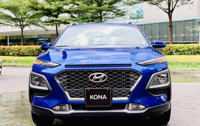 Xe Kona 5 chỗ gầm cao 2020 trả trước từ 188 triệu có xe ngay, tặng phụ kiện + tiền mặt lên đến 50 triệu3