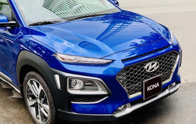 Xe Kona 5 chỗ gầm cao 2020 trả trước từ 188 triệu có xe ngay, tặng phụ kiện + tiền mặt lên đến 50 triệu6