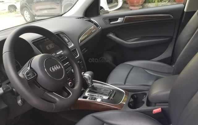 Bán Audi Q5 2.0 TFSI Quattro, sản xuất 2016, đăng ký 2017, màu trắng5