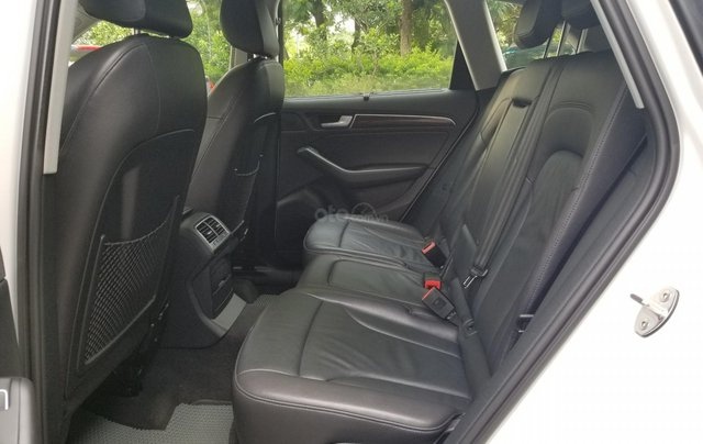 Bán Audi Q5 2.0 TFSI Quattro, sản xuất 2016, đăng ký 2017, màu trắng9