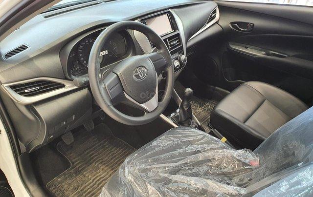 """""""Hot"""" bán Toyota Vios 1.5E MT - Ưu đãi cực hấp dẫn - Quà tặng theo xe - Đưa trước 120 triệu4"""