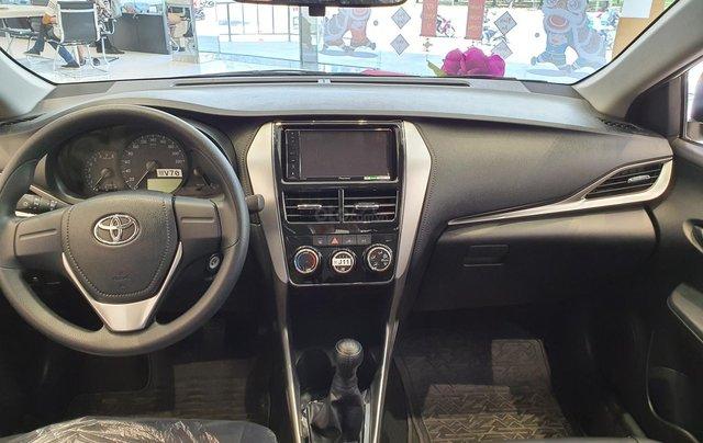 """""""Hot"""" bán Toyota Vios 1.5E MT - Ưu đãi cực hấp dẫn - Quà tặng theo xe - Đưa trước 120 triệu6"""