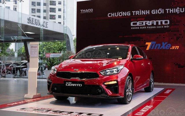 Kia Cerato 2020, sẵn xe sẵn màu 4 phiên bản giá chỉ từ 529tr. Nhận xe chỉ với 160tr - Hỗ trợ vay 85% lãi suất thấp0
