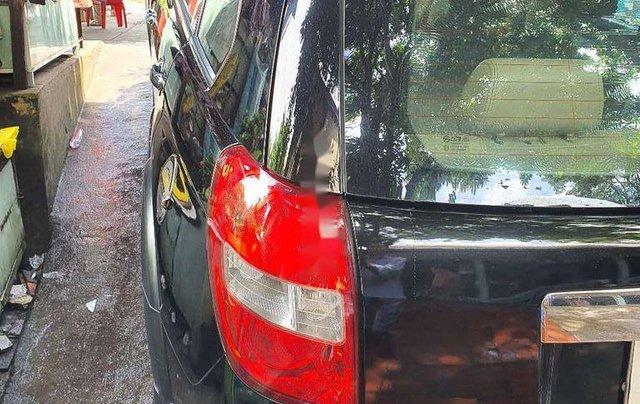 Bán Chevrolet Captiva đời 2008, màu đen, nhập khẩu nguyên chiếc1