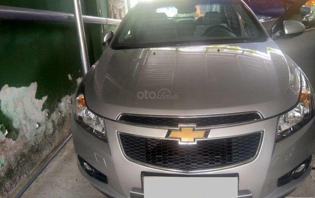 Bán xe Chevrolet Cruze năm 2014 màu bạc - liên hệ trực tiếp chính chủ - xe gia đình đi, đảm bảo không đâm đụng ngập nước0