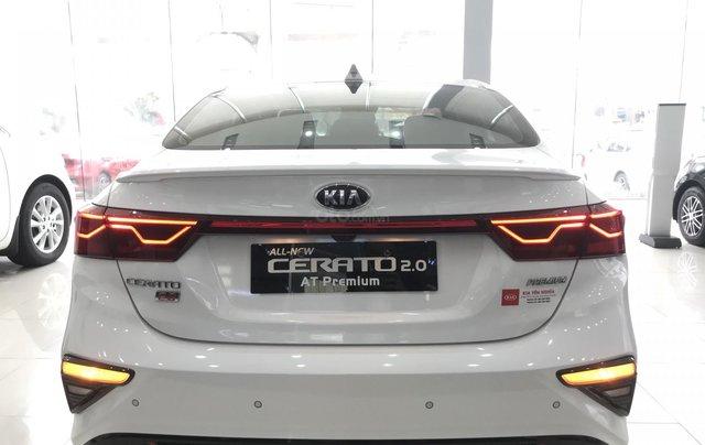 Kia Cerato mới 100% chỉ từ 529 triệu, ưu đãi lên đến 25 triệu đồng. Hỗ trợ trả góp từ 170 triệu có xe5