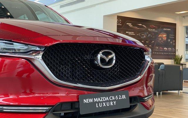 [Mazda Bình Tân - HCM] New Mazda CX-5 2020 - Tặng bộ phụ kiện chính hãng - Ưu đãi riêng cho từng dòng xe4