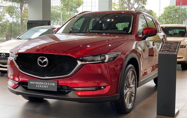[Mazda Bình Tân - HCM] New Mazda CX-5 2020 - Tặng bộ phụ kiện chính hãng - Ưu đãi riêng cho từng dòng xe6