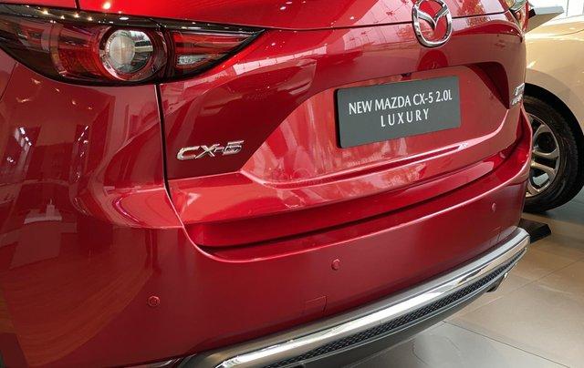 [Mazda Bình Tân - HCM] New Mazda CX-5 2020 - Tặng bộ phụ kiện chính hãng - Ưu đãi riêng cho từng dòng xe7