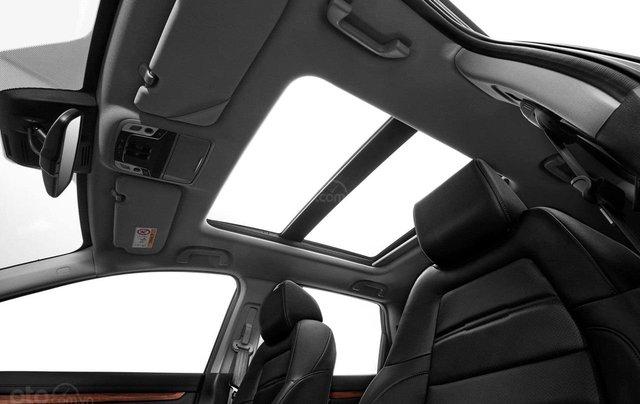 Honda CR-V 2020 Facelift, màu trắng2
