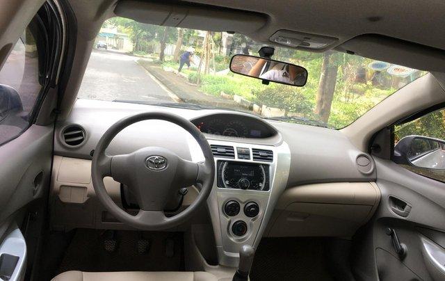 Bán xe Toyota Vios 1.5 màu trắng SX 2011, xe cực đẹp, máy gầm cực chất2