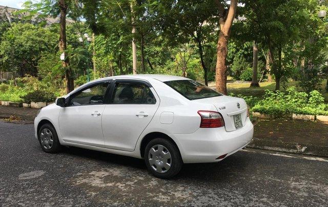 Bán xe Toyota Vios 1.5 màu trắng SX 2011, xe cực đẹp, máy gầm cực chất3
