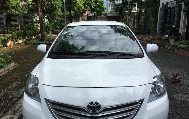 Bán xe Toyota Vios 1.5 màu trắng SX 2011, xe cực đẹp, máy gầm cực chất4