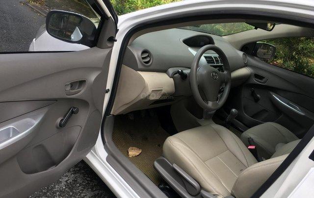 Bán xe Toyota Vios 1.5 màu trắng SX 2011, xe cực đẹp, máy gầm cực chất6