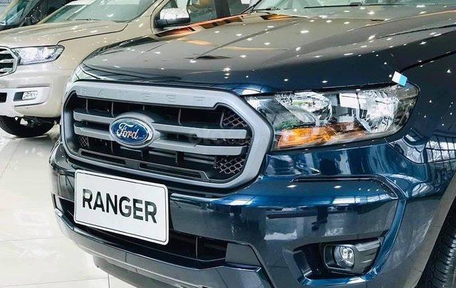 Chỉ với 120 triệu nhận ngay Ford Ranger XLS AT 20203