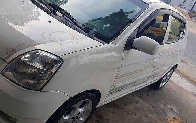 Bán Kia Picanto sản xuất 2006, màu trắng, nhập khẩu nguyên chiếc  0