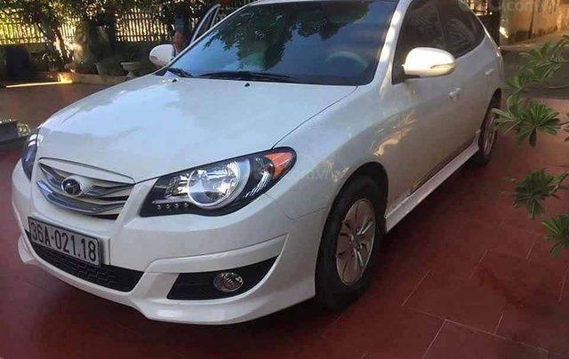 Cần bán lại xe Hyundai Avante năm 2011, màu trắng còn mới 0
