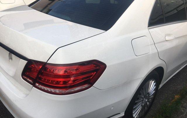 Gia đình cần bán Mercedes E200 SX 2015 còn mới, full đồ, đi giữ gìn, giá cạnh tranh2