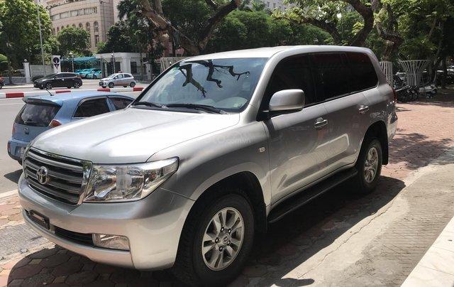 Toyota Land Cruiser  2011 bản nhập Trung Đông2