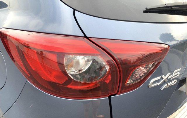 Bán nhanh  Mazda CX 5 đời 2017, giá chỉ 750 triệu, xe đẹp như mới nguyên bản8