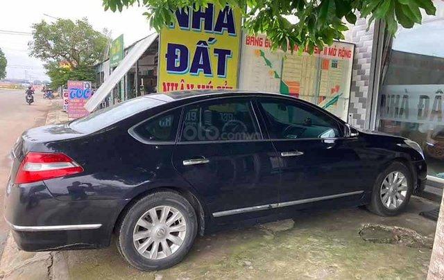 Cần bán xe Nissan Teana sản xuất 2009, màu đen, nhập khẩu  4