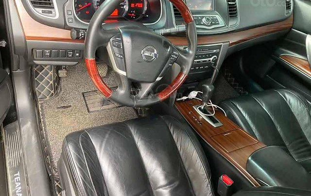 Cần bán xe Nissan Teana sản xuất 2009, màu đen, nhập khẩu  3