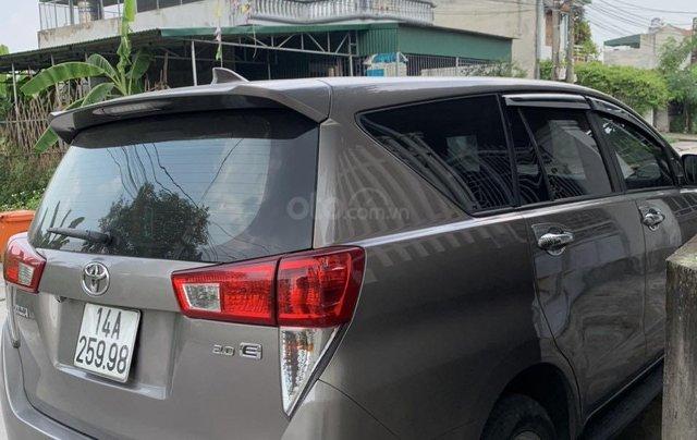 Bán Toyota Innova đăng ký 2017, màu xám (ghi), xe nhập, giá 565 triệu đồng9