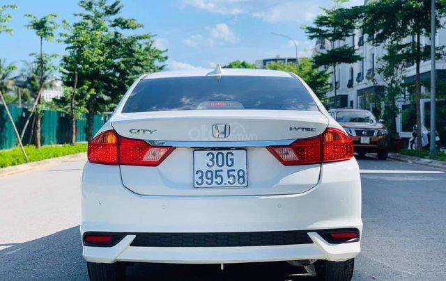 Cần bán gấp Honda City Top 1.5 AT sản xuất năm 2018, chính chủ Hà Nội4