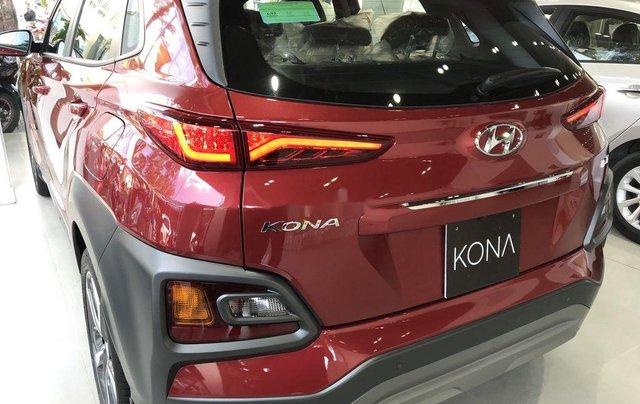 Bán xe Hyundai Kona sản xuất năm 2020, màu đỏ3