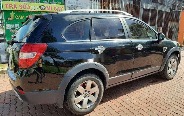Bán xe Chevrolet Captiva sản xuất 2007, màu đen 2