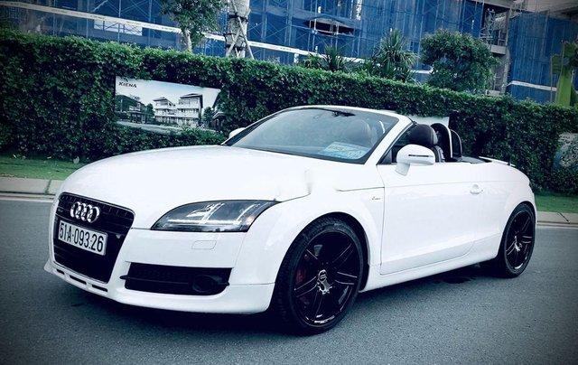 Cần bán Audi TT năm 2009, màu trắng, xe nhập chính chủ0