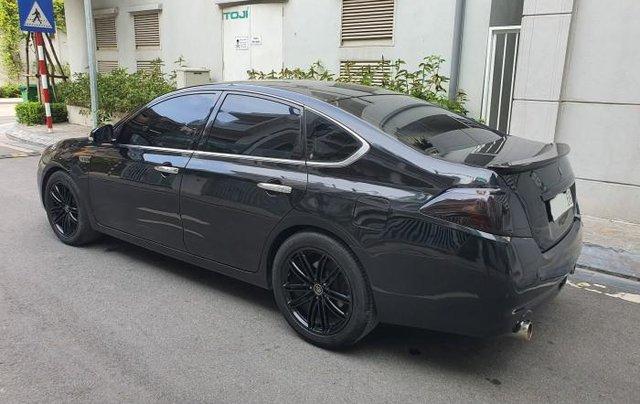 Bán Nissan Teana năm sản xuất 2010, màu đen chính chủ giá cạnh tranh2
