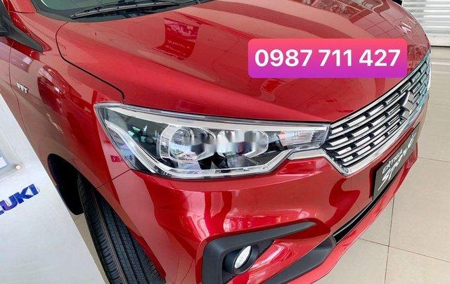 Cần bán Suzuki Ertiga năm sản xuất 2020, màu đỏ, xe nhập  1