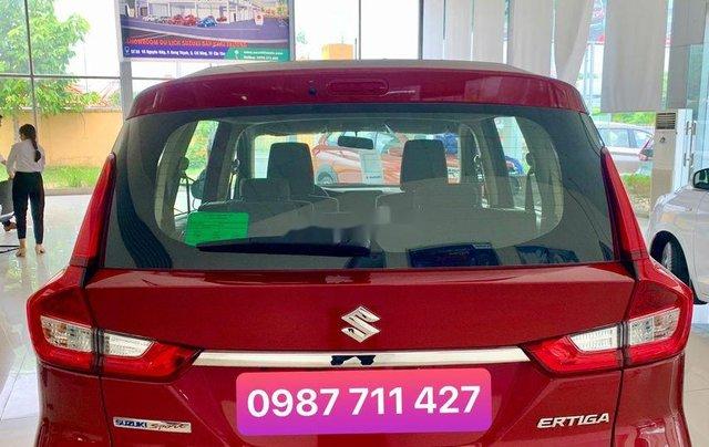 Cần bán Suzuki Ertiga năm sản xuất 2020, màu đỏ, xe nhập  3