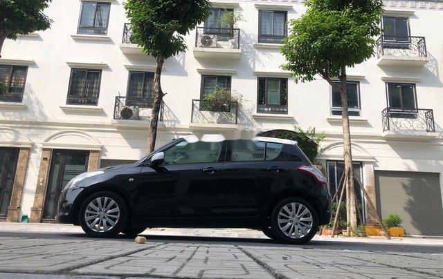 Bán Suzuki Swift đời 2014, màu đen, nhập khẩu chính chủ0