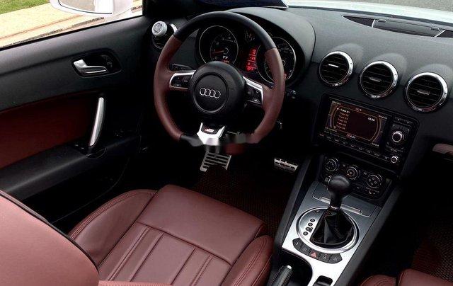 Cần bán Audi TT năm 2009, màu trắng, xe nhập chính chủ1