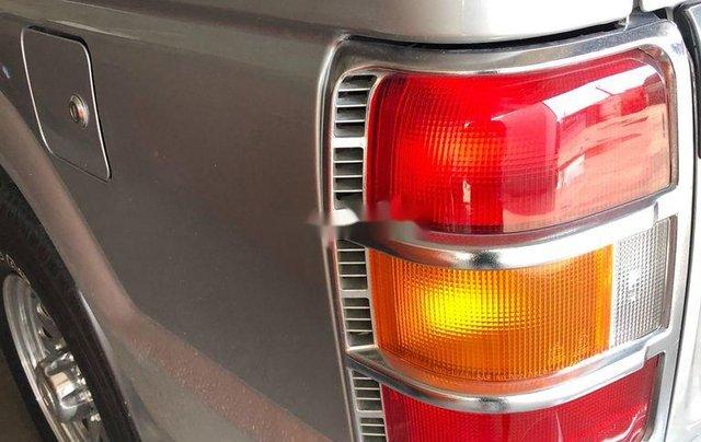 Cần bán xe Mitsubishi Pajero năm 2004, màu bạc chính chủ2