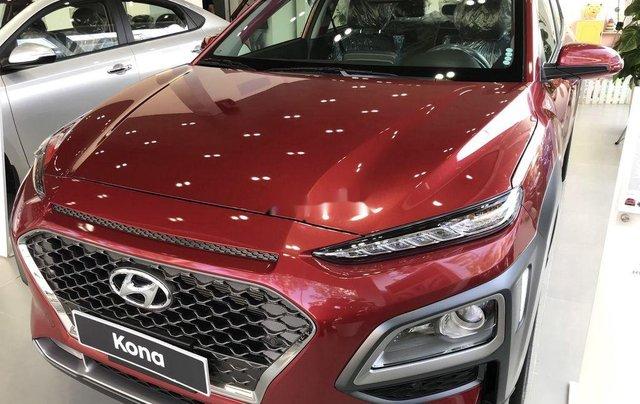 Bán xe Hyundai Kona sản xuất năm 2020, màu đỏ6