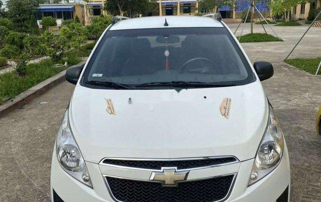 Cần bán lại xe Chevrolet Spark Van năm sản xuất 2012, màu trắng 0