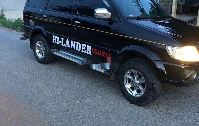 Bán xe Isuzu Hi lander đời 2006, màu đen ít sử dụng, 179 triệu6