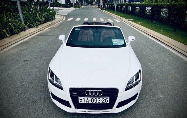 Cần bán Audi TT năm 2009, màu trắng, xe nhập chính chủ10