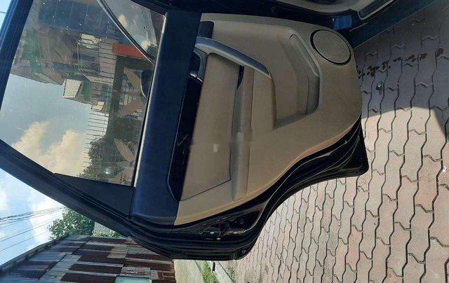 Bán xe Chevrolet Captiva sản xuất 2007, màu đen 9
