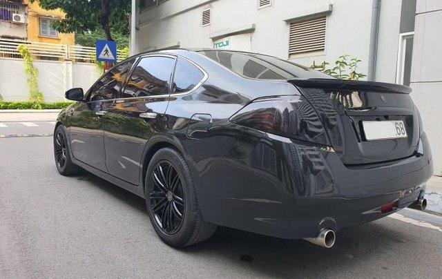 Bán Nissan Teana năm sản xuất 2010, màu đen chính chủ giá cạnh tranh6