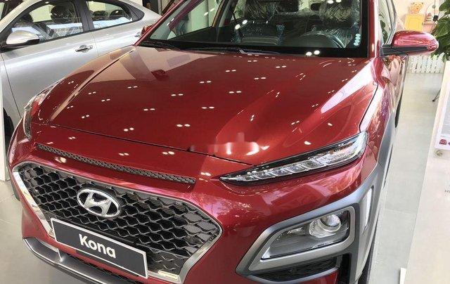 Bán xe Hyundai Kona sản xuất năm 2020, màu đỏ0