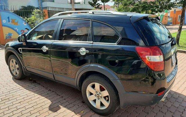 Bán xe Chevrolet Captiva sản xuất 2007, màu đen 3