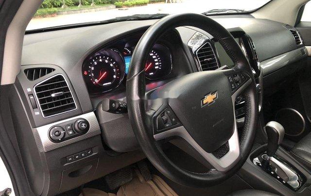 Bán Chevrolet Captiva LTZ sản xuất năm 2017, màu trắng, nhập khẩu nguyên chiếc chính chủ3