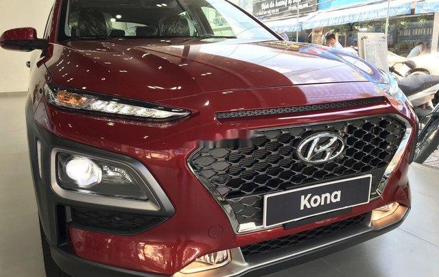 Bán xe Hyundai Kona sản xuất năm 2020, màu đỏ8
