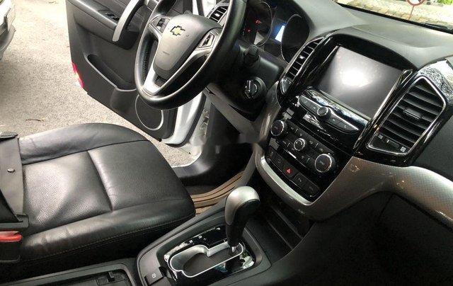 Bán Chevrolet Captiva LTZ sản xuất năm 2017, màu trắng, nhập khẩu nguyên chiếc chính chủ4